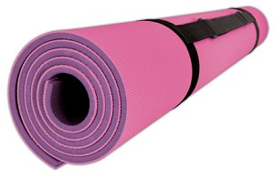 Pink/Purple Reversible Soft Mat 4 X 6 Roll