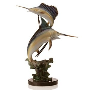 Keys Double Marlin And Sailfish