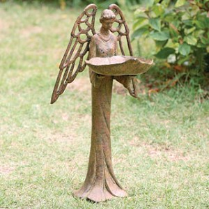 Angel Bird Feeder