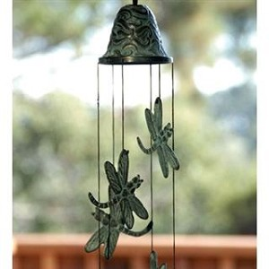 Dragonfly Wind Chime