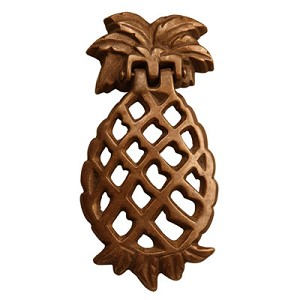 Williamsburg Hospitality Pineapple Door Knocker