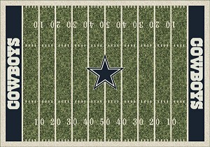 Dallas Cowboys Home Field Area Rug