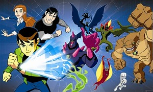 Ben 10™ Alien Force XL Wall Mural 6' x 10'