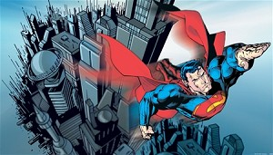 Superman™ XL Wall Mural 6' x 10'