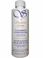 Sapphire Waterbed Conditioner By Blue Magic 4 Fluid Ounce For 6 Months